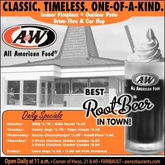 Best Root Beer In Town