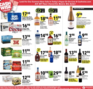 All of Your Favorite Beers On Sale!
