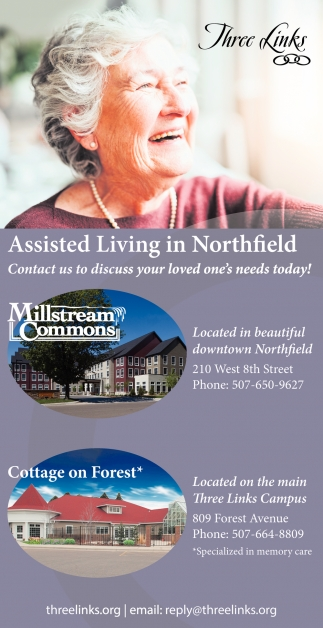 Assisted Living In Northfield