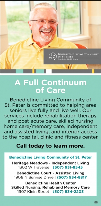 A Full Continuum of Care