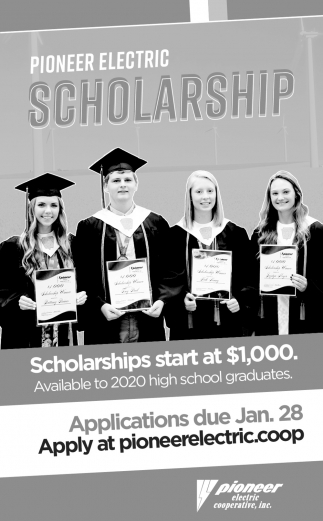 Pioneer Electric Scholarship