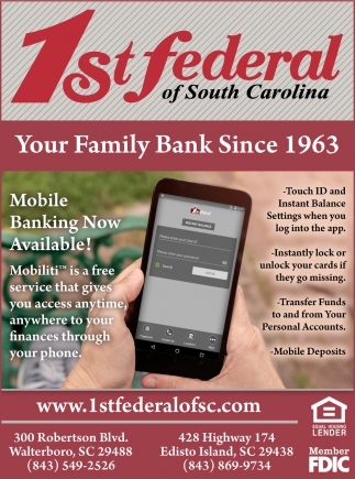 Your Family Bank Since 1963