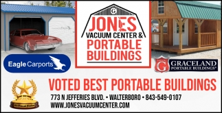 Voted Best Portable Buildings