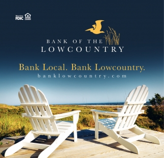 Bank Local. Bank Lowcountry.