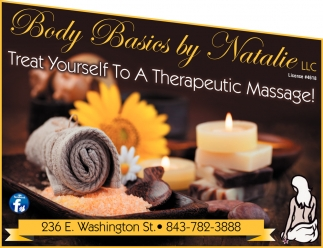 Treat Yourself To A Therapeutic Massage!