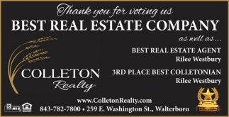 Best Real Estate Company