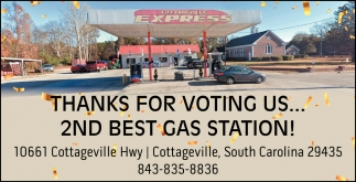 2nd Best Gas Station!