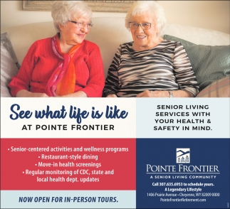 See What Life is Like at Pointe Frontier