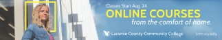 Online Courses from the Comfort of Home