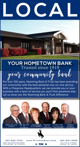 Your Hometown Bank
