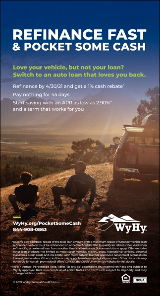 Refinance Fast & Pocket Some Cash