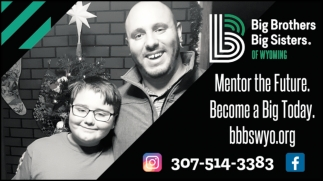 Mentor the Future. Become a Big Today