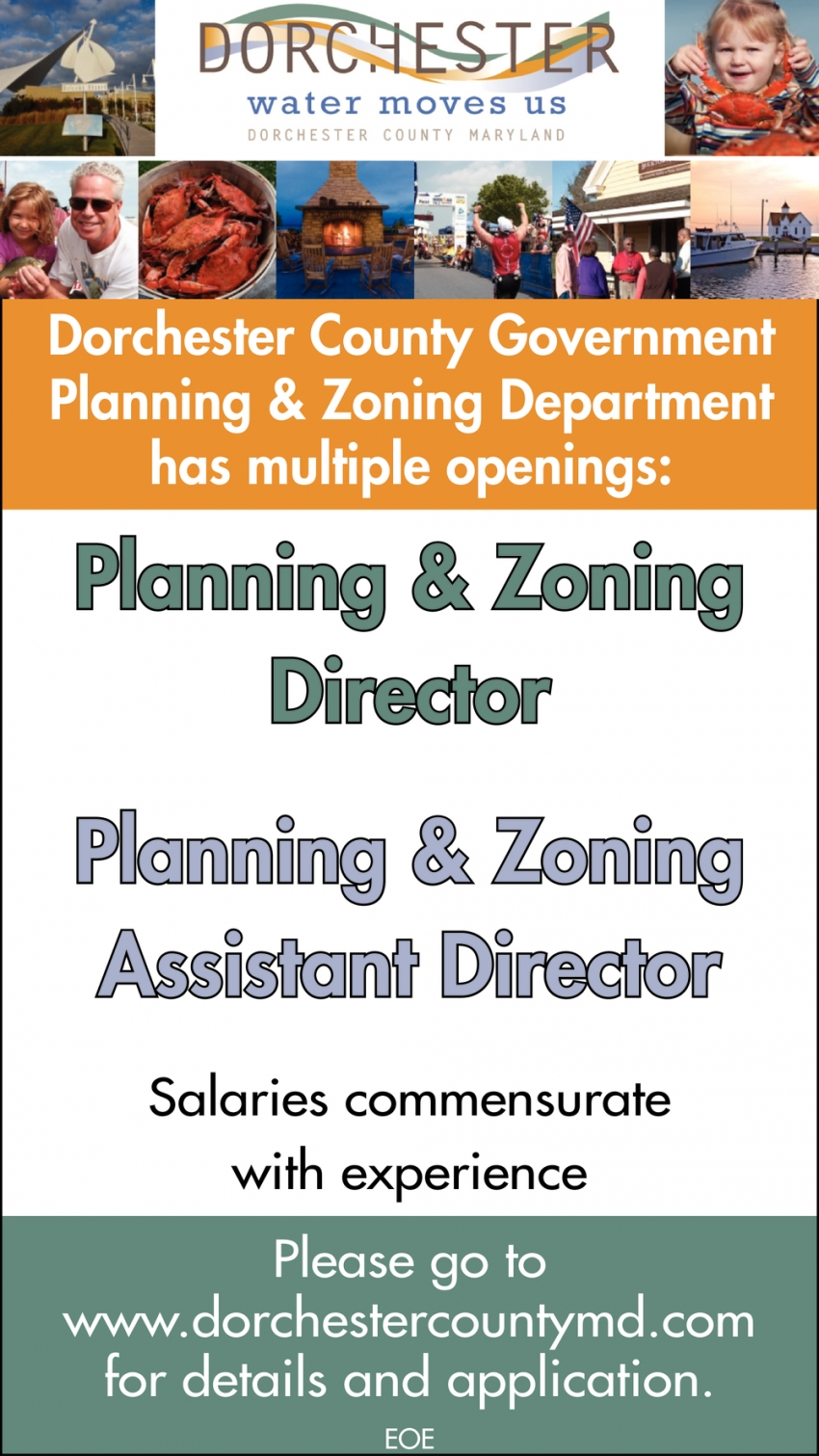 Planning & Zoning Director Needed