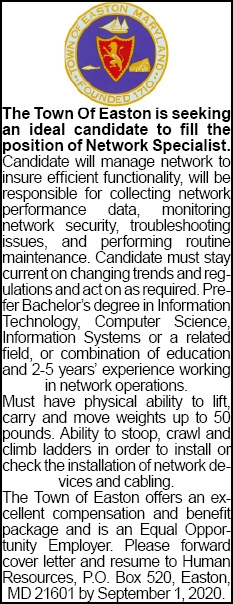 Network Specialist Needed