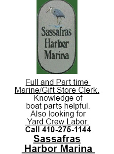 Full And Part Time Marine / Gift Store Clerk