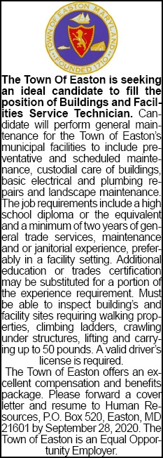 Buildings And Facilities Service Technician Needed
