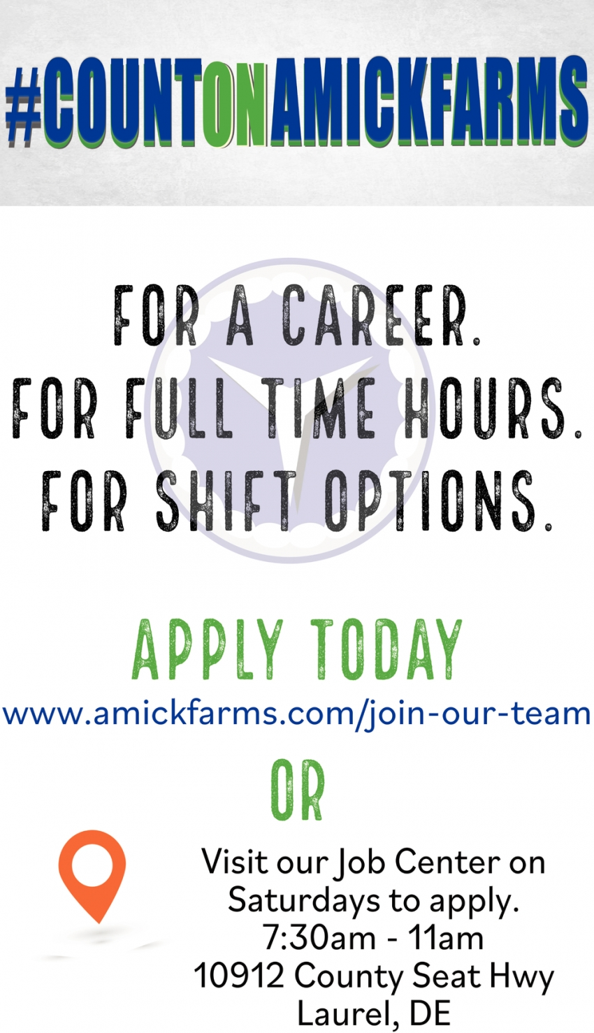 Apply Today