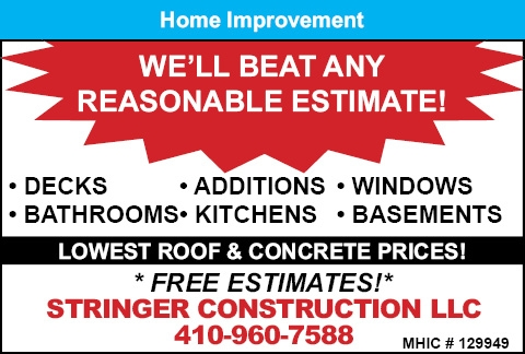 We'll Beat Any Reasonable Estimate!