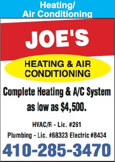 Complete Heating & A/C System As Low As $4,500