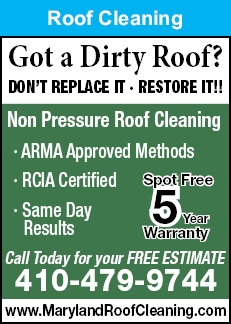 Got A Dirty Roof? Don't Replace It, Restore It!