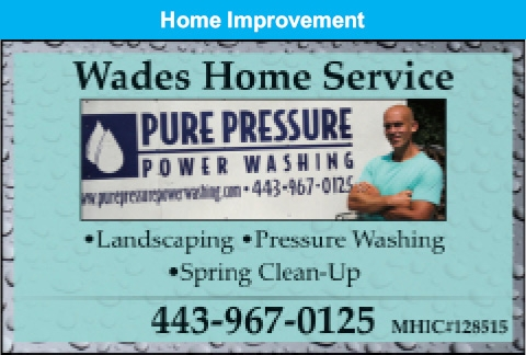 Landscaping - Pressure Washing - Spring Clean-Up