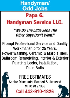 Free Estimates & Senior Discounts
