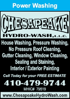 House Washing, Pressure Washing, No Pressure Roof Cleaning