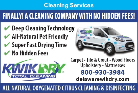 Finally! A Cleaning Company With No Hidden Fees!