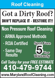 Got A Dirty Roof? Dont' Replace It, Restore It!