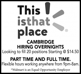 Jobs That Hire At 14 Part Time