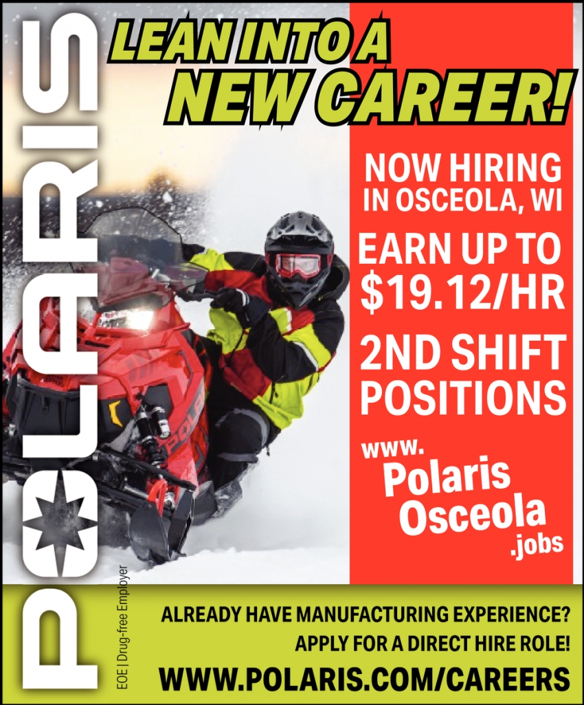 Lean Into a New Career