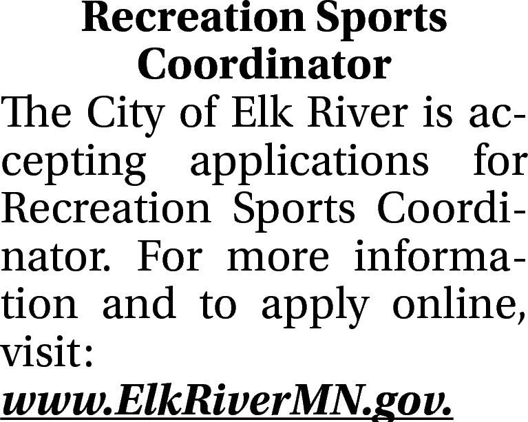 Recreation Sports Coordinator