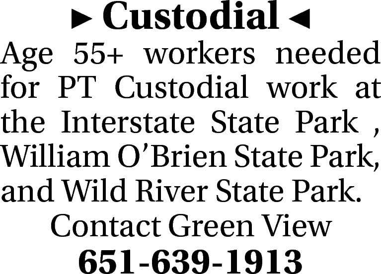 Custodial Workers