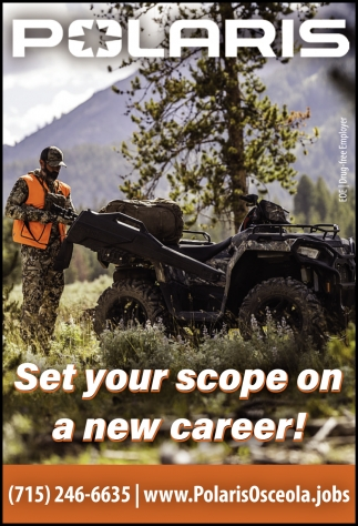 Set Your Scope On a New Career!