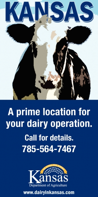A Prime Location for Your Dairy Operation