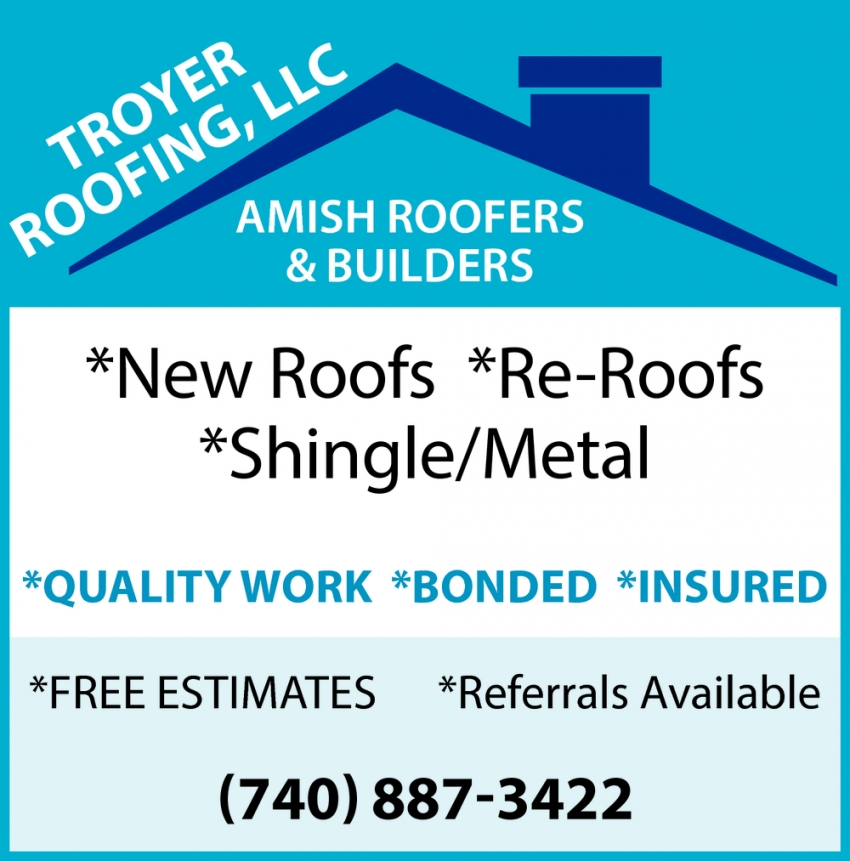 Amish Roofers & Builders