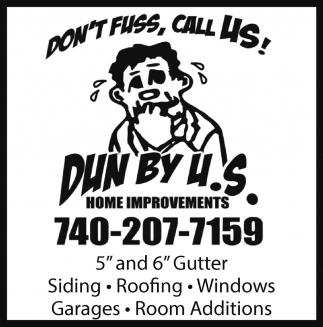 Don't Fuss, Call Us!
