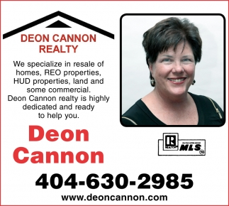 Deon Cannon