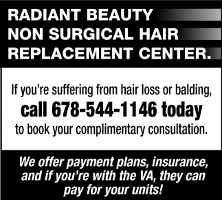 Non Surgical Hair Replacement Center