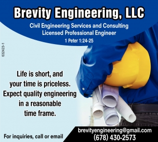 Civil Engineering Services and Consulting