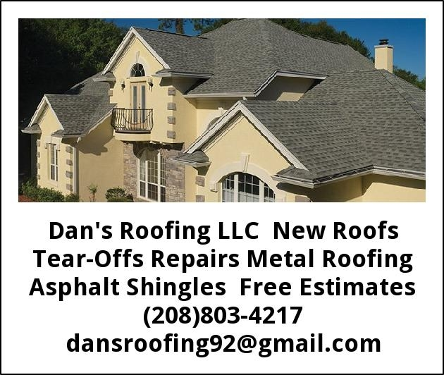 New Roof's & Tear Off's & Repairs