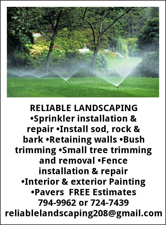 Reliable Landscaping