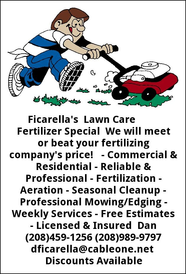 Fertilizer Special