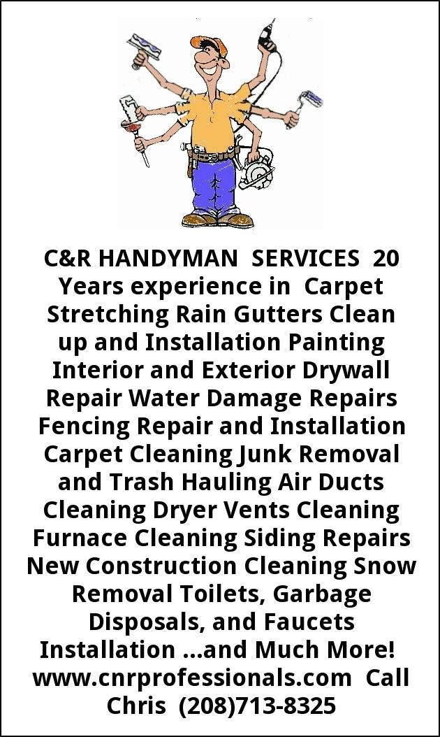 Repair Water Damage Repairs