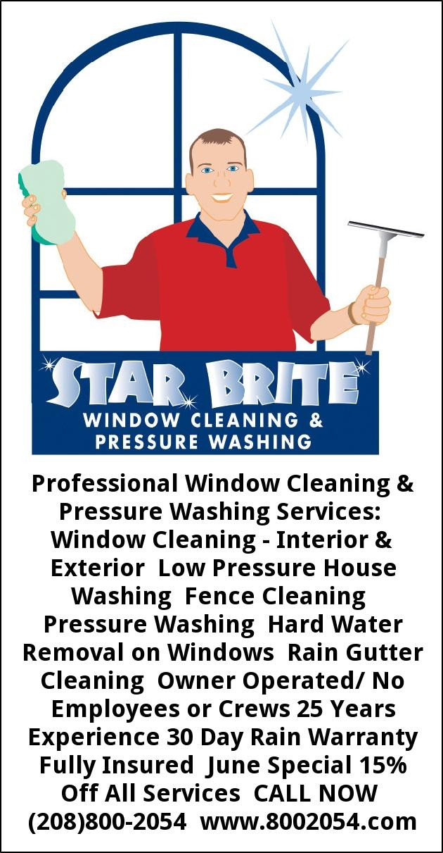 Professional Window Cleaning & Pressure Washing Services