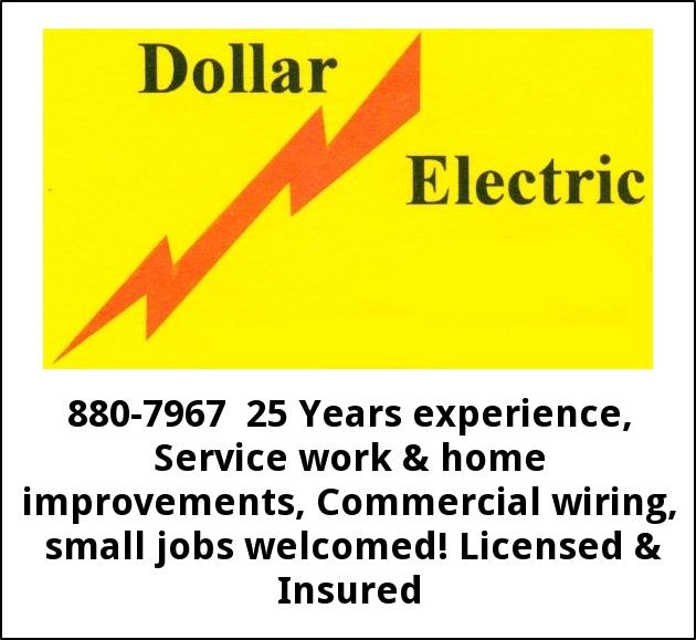25 Years Experience, Service Work & Home