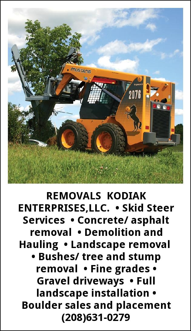 Skid Steers Services
