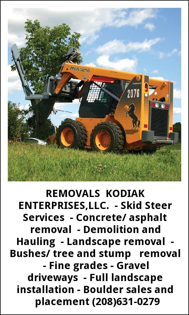 Skid Steer Services