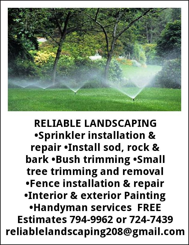 Sprinkler Installation & Repair