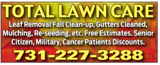 Leaf Removal Fall Clean-Up